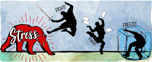 fight_flight_freeze bij stress